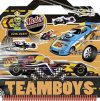 Teamboys - Stickers - Motor Napraforgó, 2015