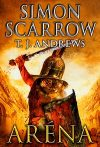 Aréna Scarrow, Simon; Andrews, T. J. Gold Book
